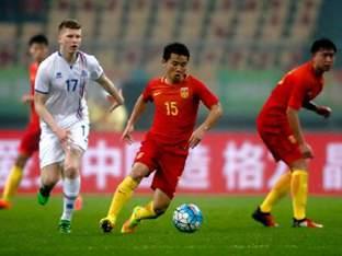 '15억' 중국, '30만' 아이슬란드에 완패..차이나컵 0-2로 무릎