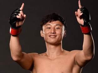 최두호 美 포브스 선정 '2017년 UFC 라이징 스타 10명'