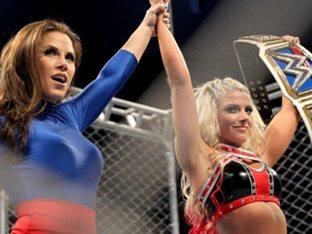 커트 앵글에 이어 미키 제임스도 WWE에 돌아왔다