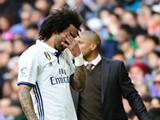 마르셀루-모드리치, 부상으로 1달 결장...레알 비상