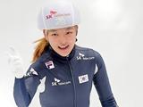 -아시안게임- 빙속 김보름, 여자 3,000m 은메달