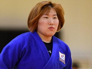 여자유도 김민정, 유러피언오픈 78kg이상급 금메달 획득