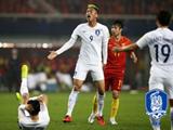 [창샤 현지 리뷰] '공한증 깨졌다' 한국, 중국 원정서 0-1 충격패...월드컵 본선행 빨간불