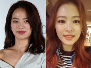심진화, '천우희 닮은꼴' 미모와 몸매 화제