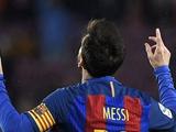 '메시 멀티골' 바르셀로나, 오사수나 상대로 '골잔치'…7-1 대승