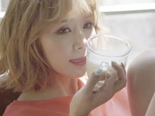 '봄의 여신' 차오루, 청춘과 섹시 오가는 매력 [화보]