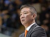허재호, 동아시아선수권 첫 경기서 일본에 석패