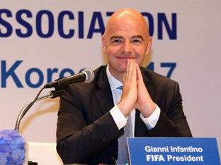 심각하면 경기 몰수까지...FIFA, 인종차별 행위에 '철퇴'