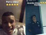 첼시 공격수 케네디, 중국인 비하 동영상 올려 논란