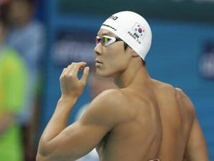 박태환, 200m 결승서 '8번 레인의 기적' 재현할까