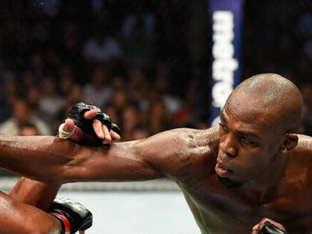 존 존스, UFC 214 약물검사에서 금지 약물 양성반응