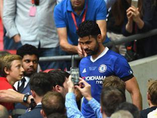 """첼시 떠나는 코스타, """"이제 누구도 증오하지 않는다"""""""
