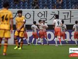 [클래식 31R] 갈 길 바쁜 광주와 강원, 1-1 무승부