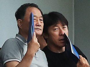 15일 귀국하는 신태용 감독, 대표팀 구성 고민 중
