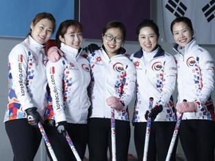 여자컬링대표팀, 핀란드 투어대회 우승