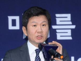 축구협회, 정몽규 회장 직속 A대표팀 전담지원팀 가동된다
