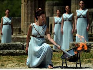 평창 올림픽 밝힐 성화, 24일 그리스에서 채화