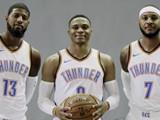전 세계 스포츠구단 '연봉 킹'은 NBA 오클라호마시티