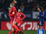 '조소현-한채린 골' 윤덕여호, E-1챔피언십 한일전서 2-3패