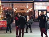 [동아시안컵]한국전 앞둔 中 여유? 심야 시내 쇼핑-관광