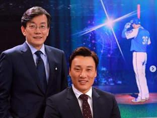 '뉴스룸 출연' 이승엽
