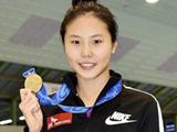 안세현, 호주 지역 대회 접영 100m 금메달