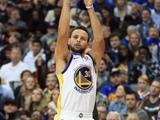 '2,086개' 스테픈 커리, NBA 통산 3점슛 성공 개수 7위 올라