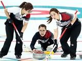 '팀 킴'은 강했다, 여자 컬링 OAR에 11-2 완승..1위 확정