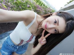 전 세계 네티즌 놀라게 한 '중국 솜사탕녀'의 정체