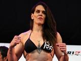 188cm 110kg 女파이터 가비 가르시아, 5월 로드FC 출전
