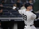 저지, MLB 최소 경기 60홈런 달성..맥과이어 넘어서