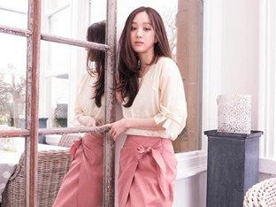 패셔니스타 정려원, 센스 넘치는 봄 패션 스타일링