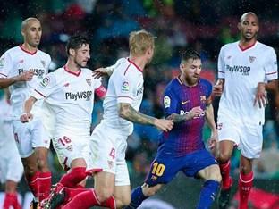 [승부예측] 4월22일(일) 04:30 국왕컵 결승 세비야 vs 바르셀로나 경기분석