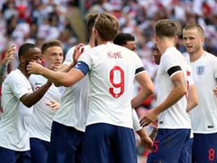 [오늘의 경기] 종주국 잉글랜드, 첫 경기에서 체면 지킬까