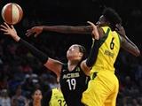 WNBA 박지수, AG 합류로 가닥 잡히나?