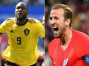 벨기에-잉글랜드, 해외 도박사들의 예측은