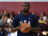 르브론 제임스, 미국 대표팀 미니캠프에 참여하지 않을 예정