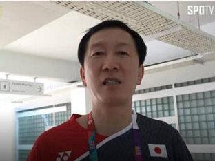 '배드민턴 전설' 박주봉 日 감독,