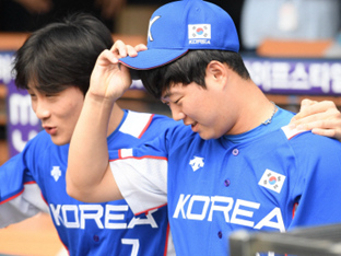 투타 핵심 대표팀 보냈던 두산, 리그 재개 이상 無?