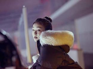 김연아 '두려움 없이 나의 길을 가다'[화보]