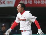 '웅담(熊膽)'도 서늘할 가을 사나이 박정권의 부활