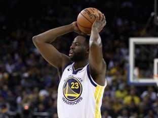 NBA 그린, 팀 동료 듀랜트와 언쟁…1경기 출전 정지 징계