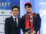 박준영, 2018신인드래프트 1순위로 KT행…KGC는 변준형 낙점