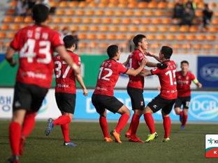 [K리그1 38R] 상주의 기적, 서울에 1-0 승리 '잔류'..서울 승강 PO 충격