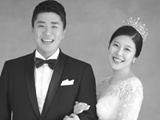 롯데 김사훈, 오윤석 8일 나란히 결혼