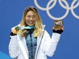클로이 김, 평창 이후 첫 스노보드 월드컵서 예선 1위