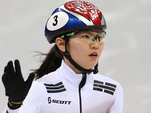 심석희, 조 1위로 월드컵 6차 1500m 준결승‧1000m 준준결승행
