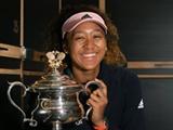 여자프로테니스 1월의 선수에 호주오픈 챔피언 오사카