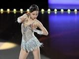 '피겨 요정' 유영, 국제대회 첫 200점 돌파…'205.82점'으로 금메달 획득