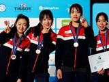 한국, 세계청소년유소년펜싱선수권대회 은1·동4로 마감
